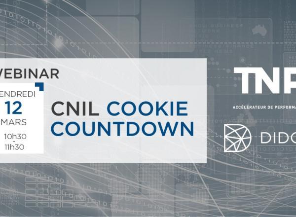 [Webinar] TNP & Didomi : CNIL COOKIE COUNTDOWN
