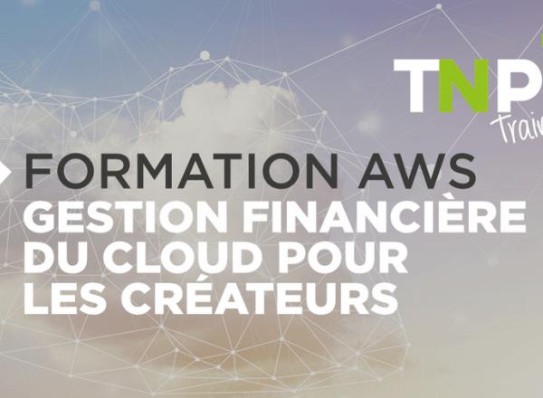 Formez-vous à AWS Cloud Financial Management for Builders !